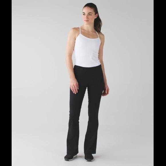 lululemon athletica Pants - ❗️Lulu &GO TAKE-OFF FLARE PANTS❗️